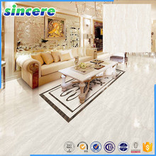 Cheap promotion polished glossy tiles floor ceramic with the CIQ