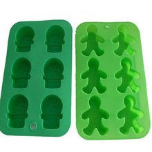 different shape cooking silicone egg mold
