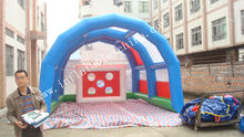 BY hot inflatable soccer court,inflatable soccer pitch,inflatable soccer filed