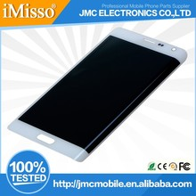 Factory Price Mobile Phone LCD Display, LCD Screen Touch for Samsung Galaxy Note Edge N915 LCD Screen Digitizer