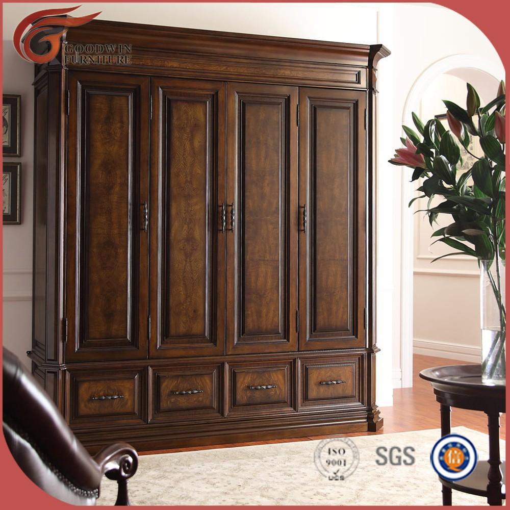 Hot vente antique meubles en bois classique meubles de for Vente de chambre a coucher