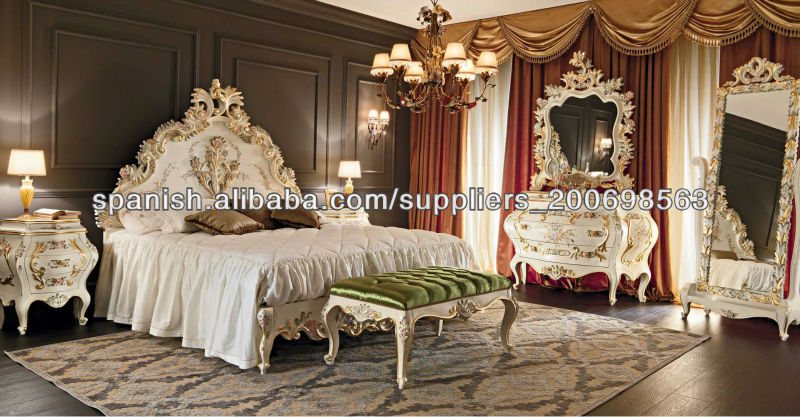 Fotos spanish montones de galer as de fotos en alibaba for Muebles de dormitorio antiguos