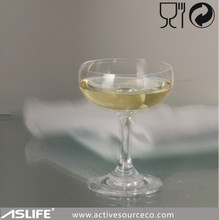 (ASG1008)Festival Activities Celebrating Used Unleaded Crystal Glass LFGB Champagne Cups!Hot Sale Festival LFGB Champagne Cup
