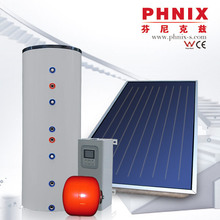 Environmental friendly without air pollution room heating system solar collector
