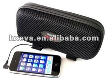 2014 newest Portable Bike Stereo Speakers Case for iPhone iPod MP3