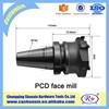 Custom Made BT40 CNC PCD Face Milling Cutter