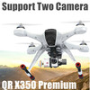 New aerial photography uav china manufacturer hd camera two follow me mode GPS WiFi control long time flight