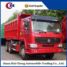 Best quality big capacity 40-50T Howo tipper truck
