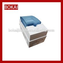 alta calidad deinyección de plástico de la caja eléctrica fabricante 3 bcbb3 maneras