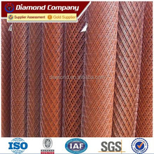 expanded metal,stretched aluminum expanded metal mesh,light weight expandable metal mesh fencing