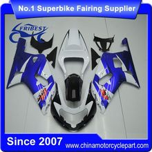 FFKSU002 Trade Assurance Motorcycle Fairing For GSXR 600 GSXR600 2001-2003 Body Work Cowling SA005