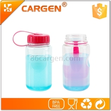 2015 hot selling in America custom portable kid water bottle 350ml