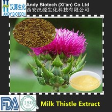 High Quality Milk Thistle Extract Powder