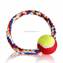 china pet sex toy for dog rope toy rubber ball for dogs