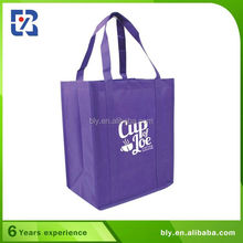 Various Use Pink Non-Woven Shopping Bags