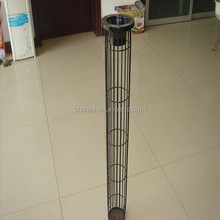 stainless steel/carbon steel filter bag cage for dust collector
