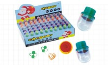 Prefessional Self Ink Toys Stamp With Pen Holder For Children