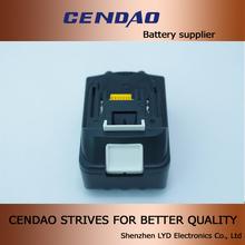 18v 3.0ah li-ion de la batería batería de herramientas eléctricas para makita compatible con 194205-3 194309-1 bl1830 lxt400 her