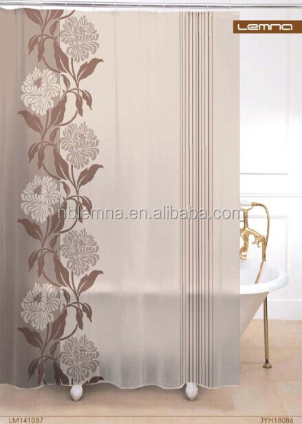 How to Choose Home Goods Fabric Shower Curtains. You may not spend a lot of time in your bathroom under a shower. Whatever time you spend, it should be quality time and just being inside a shower.