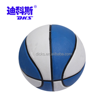 Customized Colorful Rubber Basketball/2 C Rubber Basketball