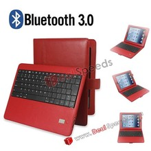 Wireless Detachable Bluetooth 3.0 Keyboard covers for iPad 3/ iPad 2