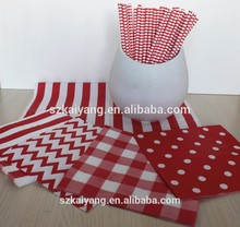 china facotry decoraciones del partido favores de la boda materialparte servicio de mesa de juego