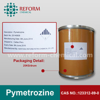 Pesticide Pymetrozine +buprofezin 8%+17% SC/25%+25%WP