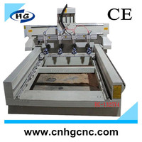 HG-1325Y4 Cylindrical cnc engraving machine tools