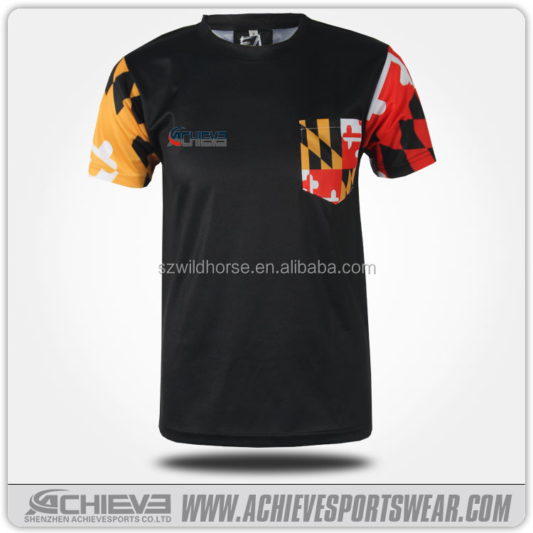 2015 Wholesale Latest Design Sublimation Printing T Shirt
