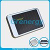 2015 top quality power bank 5000mah mobile phone induction charger solar power bank 5000mah