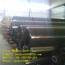 oil and gas pipe manufacturer of seamless steel pipe boiler tubes , material st 35.8 according to DIN 17175