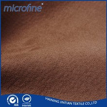 Waterproof micro suede fabric for Upholstery Fabrics