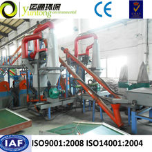 Rubber Scrap Cut Tyre Shredding Machine With CE & ISO
