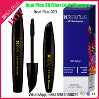 Senior unique products to sell Real Plus 3d fiber lash mascara, private label mascara