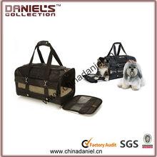 wholesale 2012 latest fashion pet carrier bag on four wheels