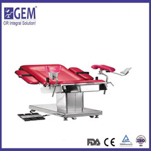 2015 CE marked Manufacture Price ordinary Operating table for delivery/surgical operation table