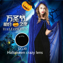 Black Out Crazy Color Wholesale , Sclera Contact Lenses Vampire Crazy contacts various designs available