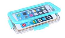 Special Design Waterproof Phone Case for Used in Deep Underwater