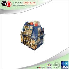 make up cardboard display pop up cardboard display stand