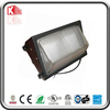 10w 20w 30w 40w 60w 75w 100w 95lm/w US market DLC ETL UL outdoor led wall pack waterproof 5 years warranty Meanwell driver