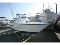 used boat YAMAHA F.A.S.T21