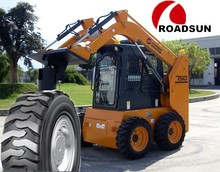 Skid-steer and aerial lift equipment tyre 10-16.5 12-16.5 14-17.5 15-19.5