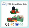 Y81F-1600 best metal baler air condition shell compressor(factory and supplier)