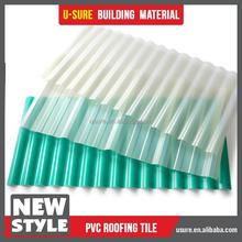 pvc tile famous brand pvc roof tile plastic roof flashing