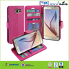 Custom case for Samsung Galaxy s6 with card slots for wholesale