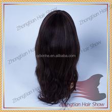 High Quality No Shedding No Tangle Varied Texture Cheap Natural Raw Mongolian Hair Virgin jewish wig kosher wig