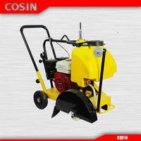 Cosin CQF14 portable concrete cutter electric concrete floor cutter