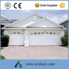 steel garage door for home and shop/sectional garage gate
