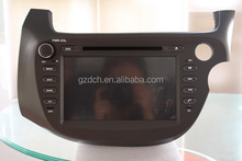 dvd car for HONDA FIT / JAZZ RHD 2007- right hand WS-9456