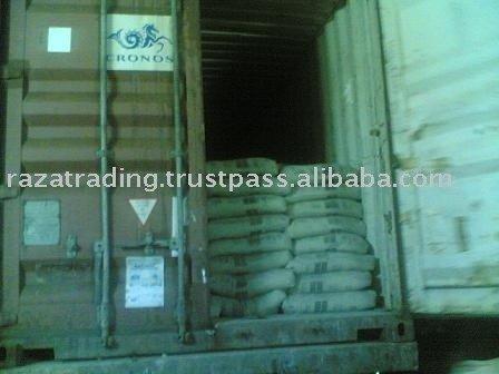 Sulfate de ciment résistant